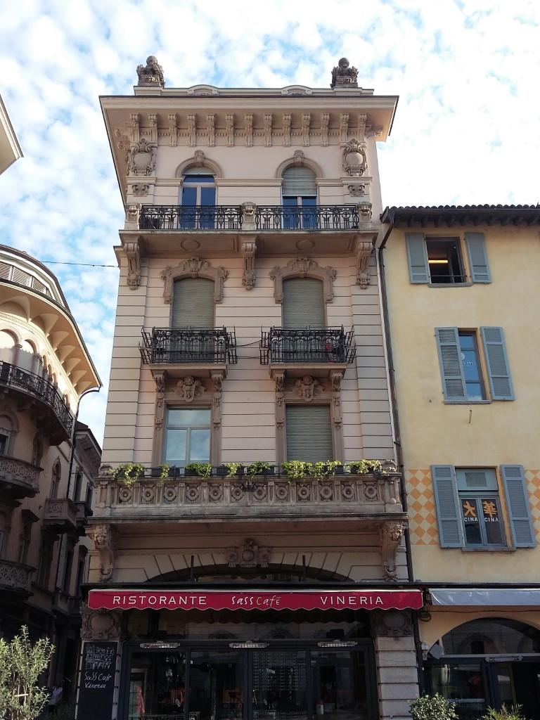 Ufficio prestigioso nel cuore di Lugano