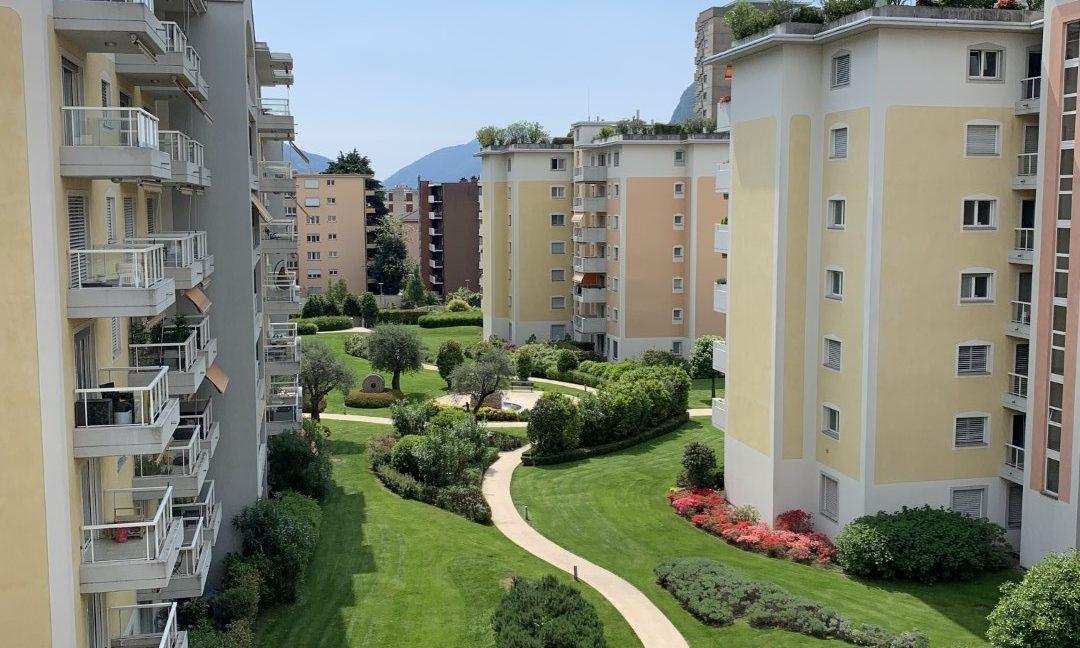 Vista da balcone (Grande)