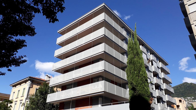 Appartamento spazioso di 4.5 locali in centro Lugano