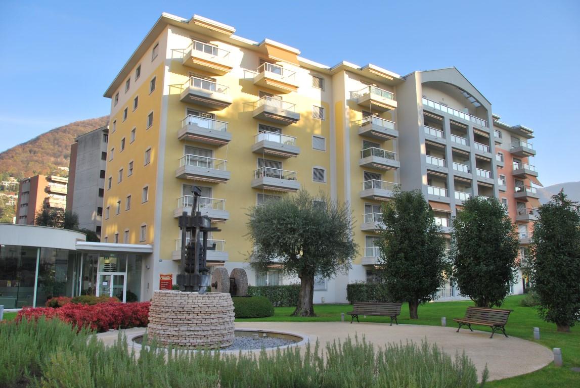 Affittasi a Viganello appartamento nr. E51 di 2.5 locali