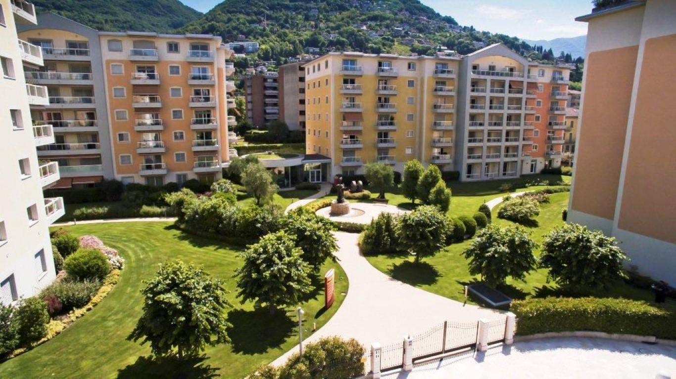 Affittasi moderno 3 locali a Viganello