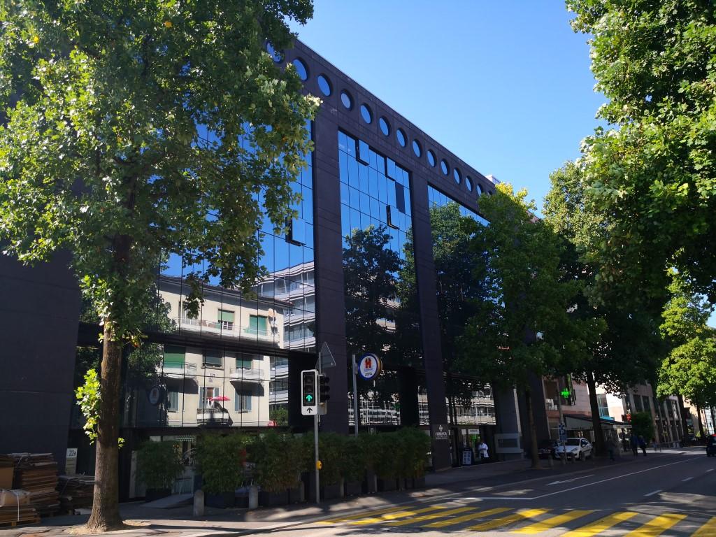 Ufficio al 4° piano di mq 150