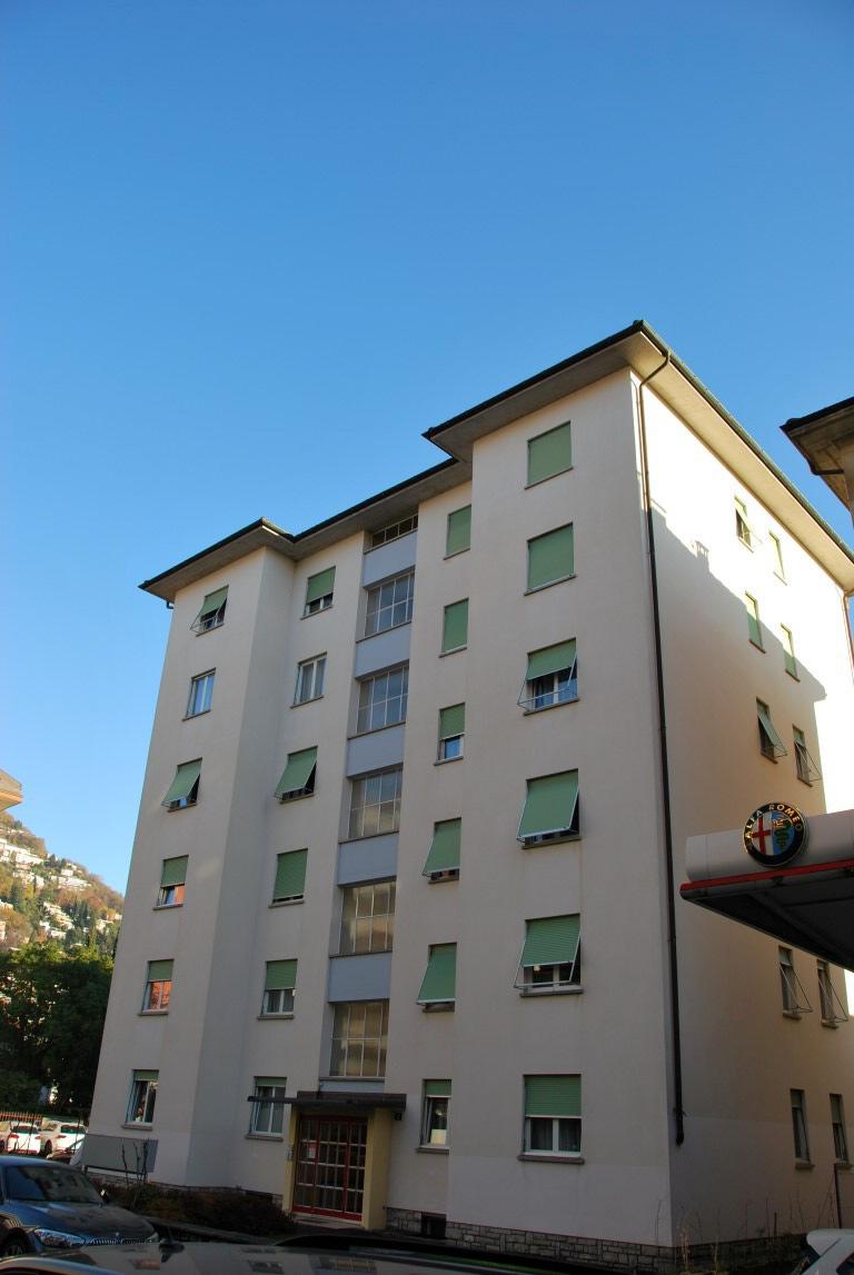 Affittasi 3 locali ristrutturato a Lugano