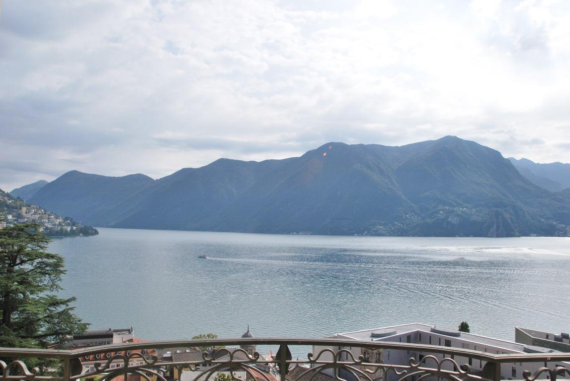 Affittasi a Lugano 3.5 locali con imprendibile vista lago